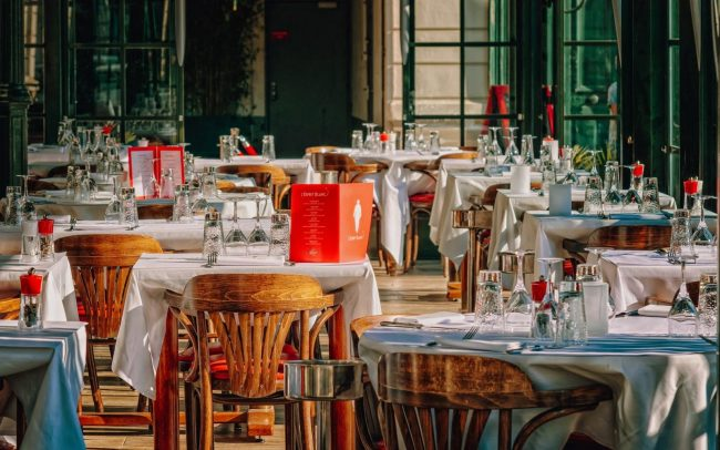 Restaurant Interior | Photography and Video Production Services