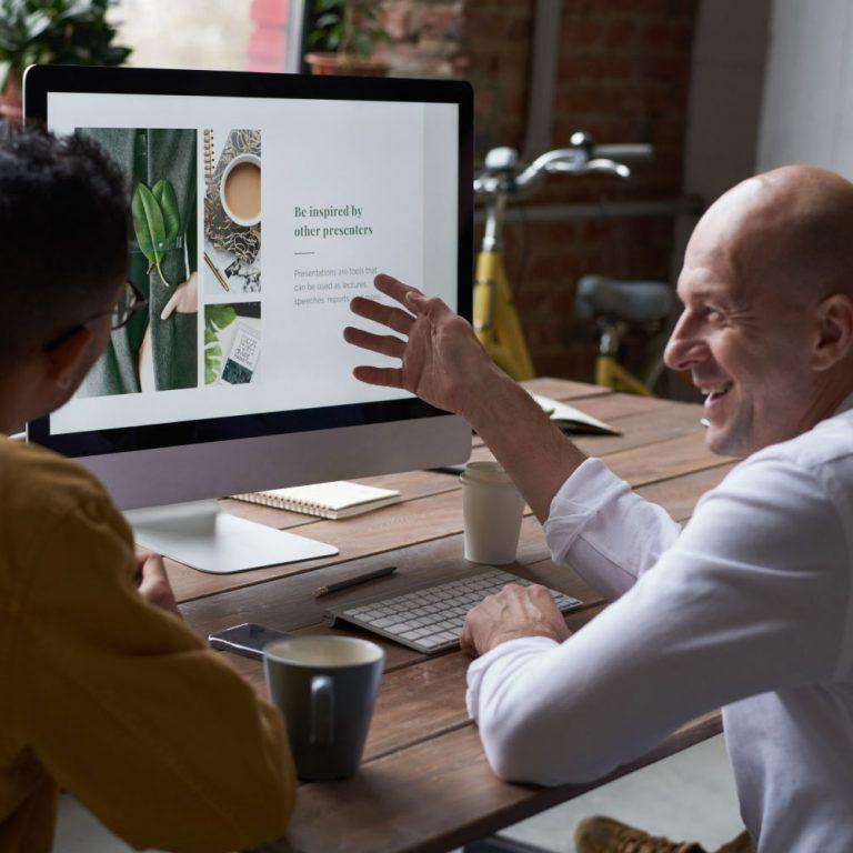 Web Design and Development Services | Beeanerd Web Design Agency