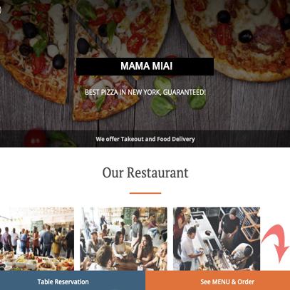 website-restaurant-food-ordering
